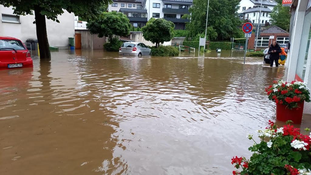 Hochwasserbetroffene